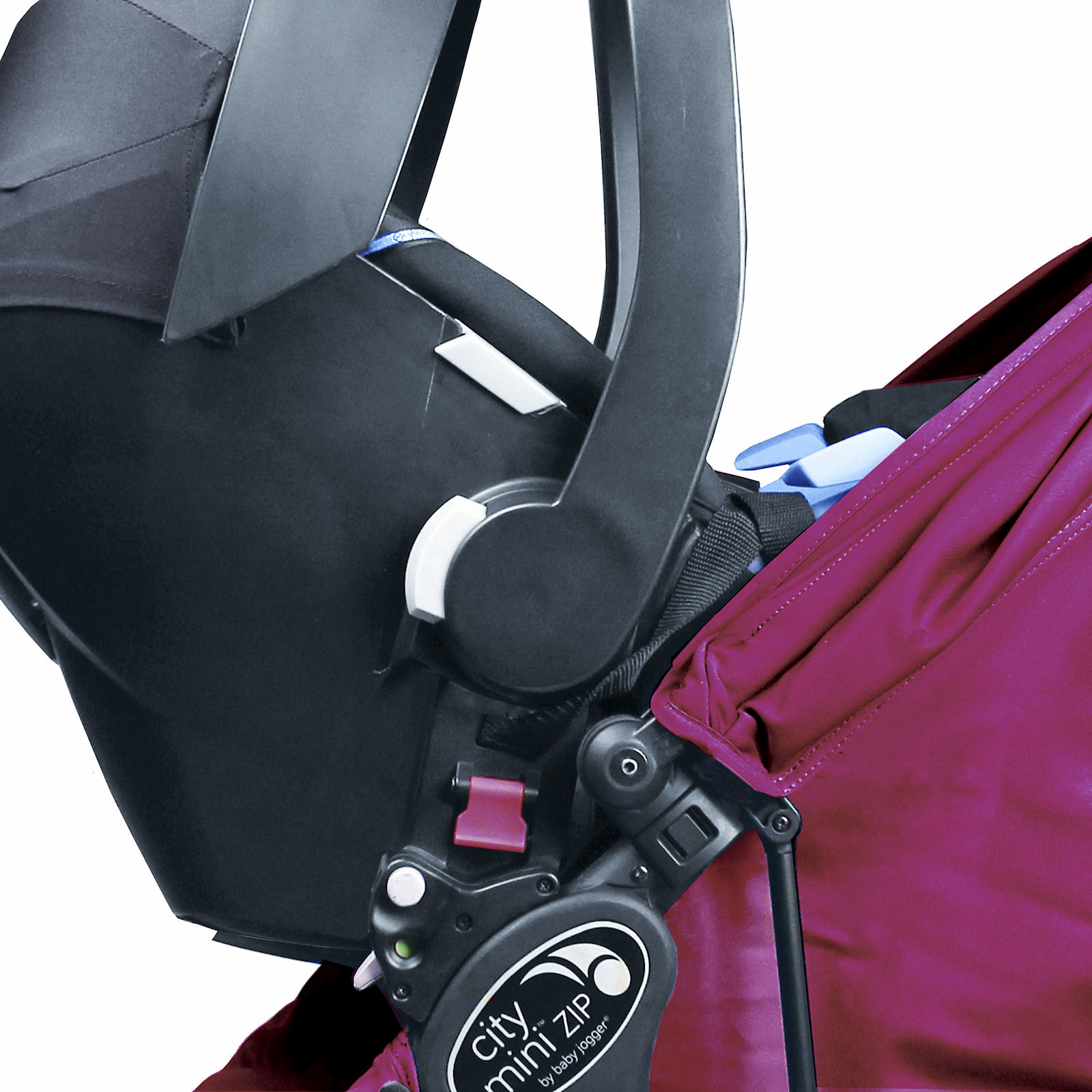 Baby Jogger City Mini Zip Maxi Cosi Car Seat Adaptors
