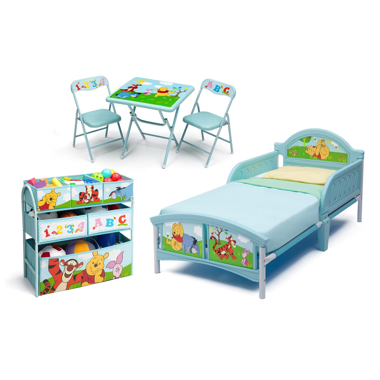 Winnie the pooh toddler bedding - Delta Children 3 Piece Room Set Winnie The Pooh