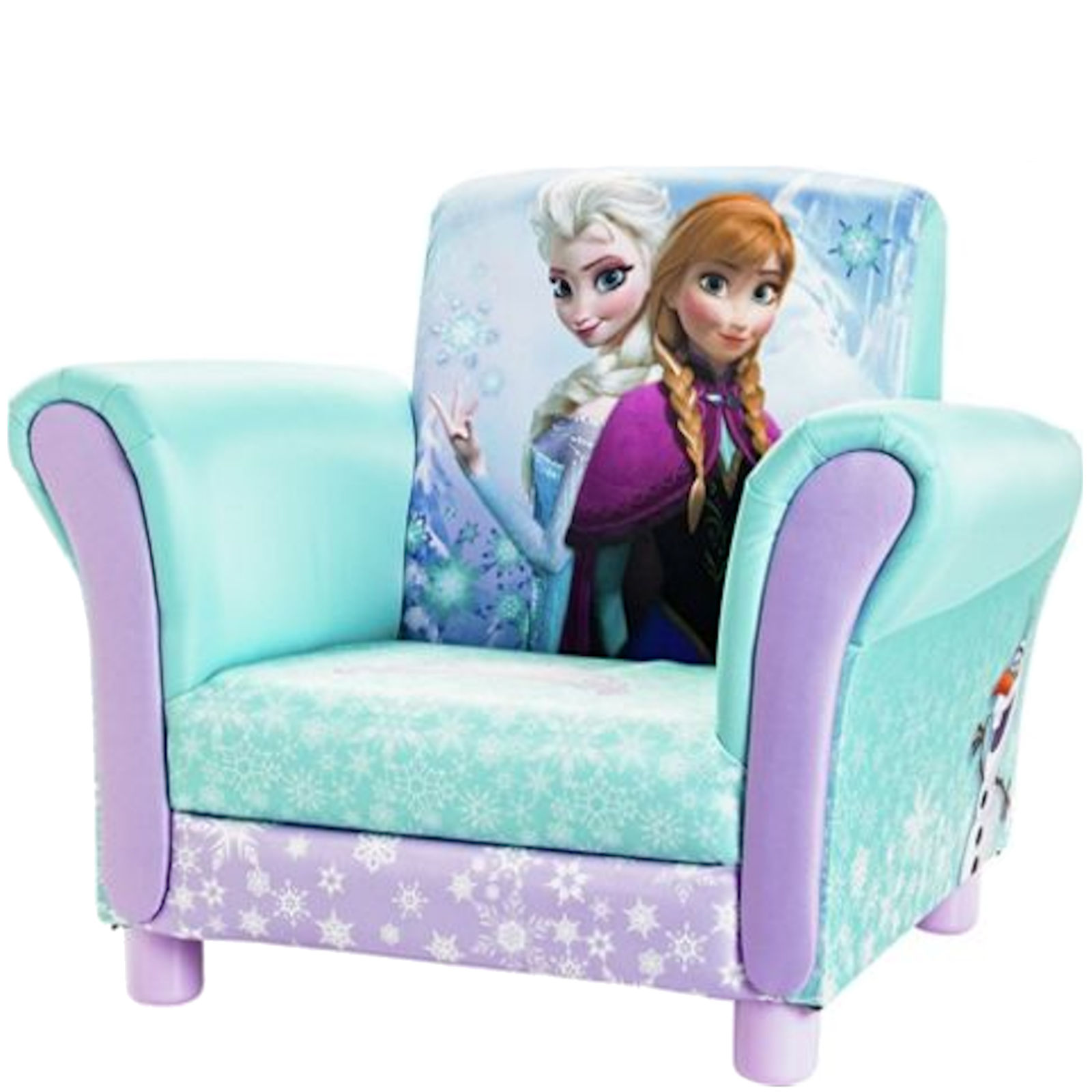 Delta Children Upholstered Chair Disney Frozen