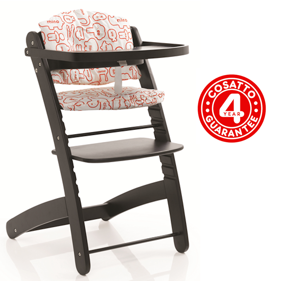 how to make a high chair seat cover