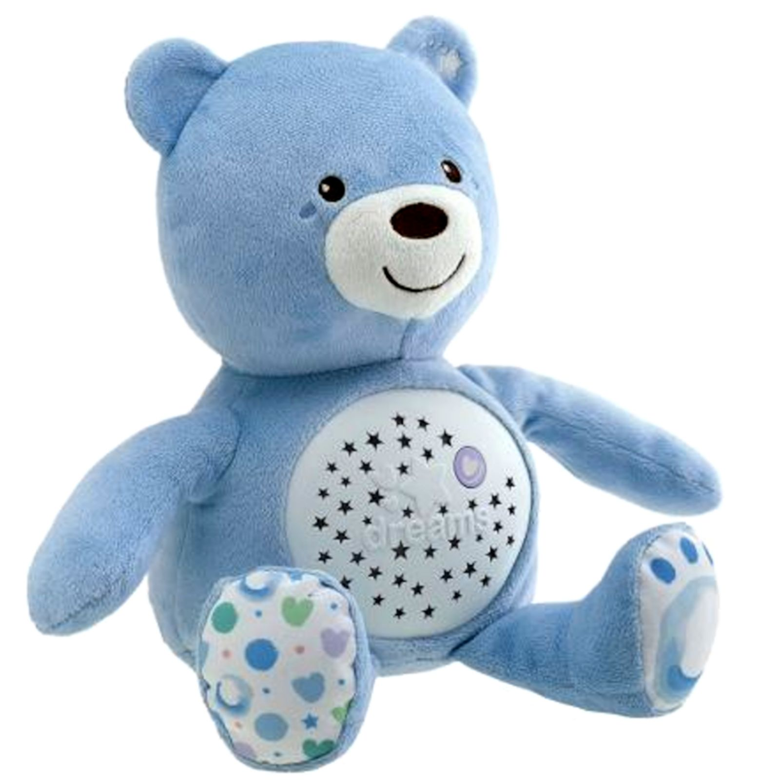 Chicco Baby Bear Projector - Light Blue | Buy at Online4baby