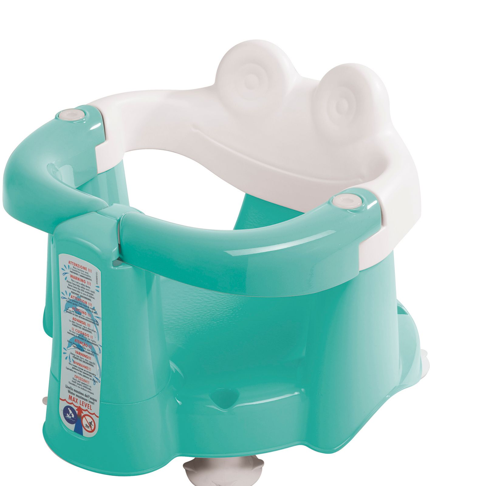 OK Baby Crab Opening Bath Seat - Aqua | Buy at Online4baby
