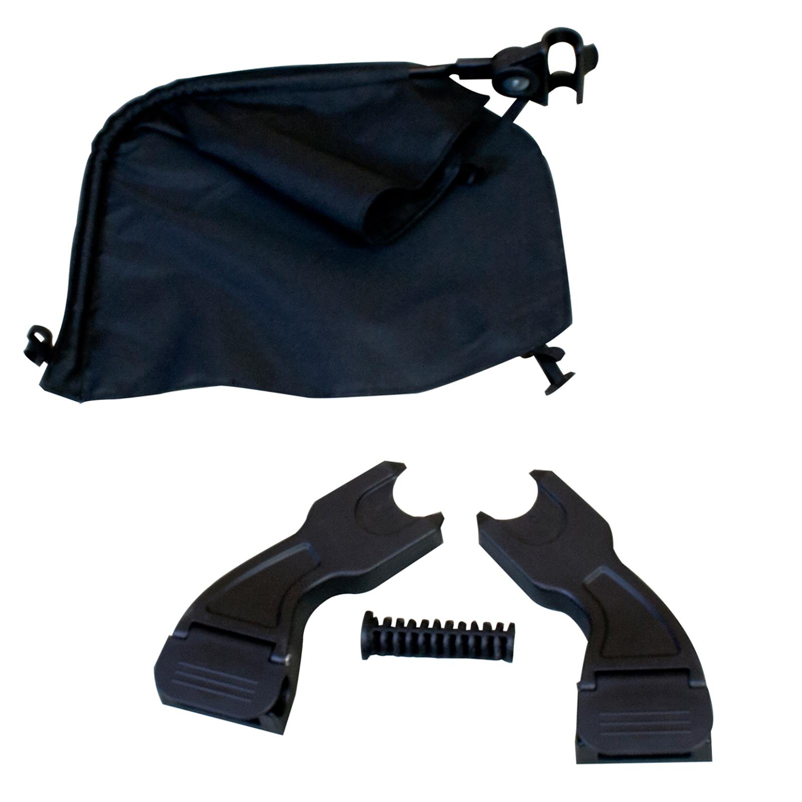 Mountain Buggy Duet Car Seat Adaptors (Clip 28 - For 1 Car Seat)