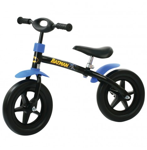 Hauck Super Rider Balance Bike - Batman