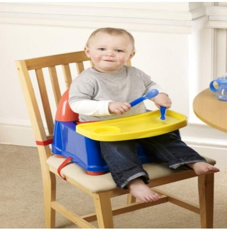 Safety 1st Easycare Swing Tray Booster Seat - Primary