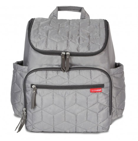 Skip Hop Forma Backpack / Changing Bag - Grey