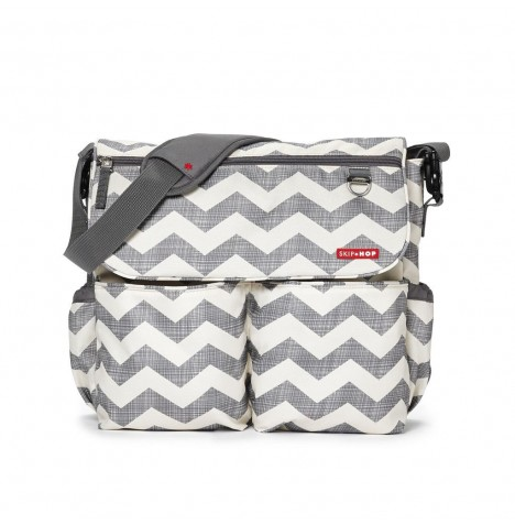 Skip Hop Dash Signature Changing Bag - Chevron