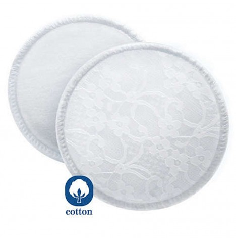 Phillips Avent Washable Breast Pads - Pack of 6