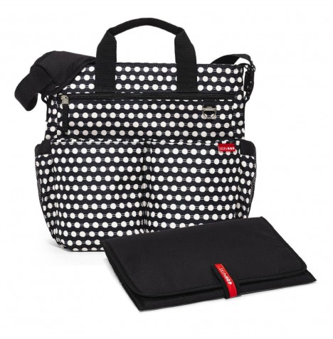 Skip Hop Duo Signature Changing Bag - Connected Dots