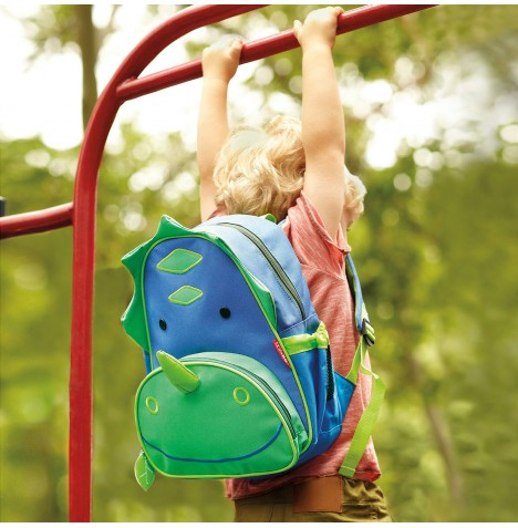 Skip Hop Zoo Pack Children's Back Pack - Dinosaur
