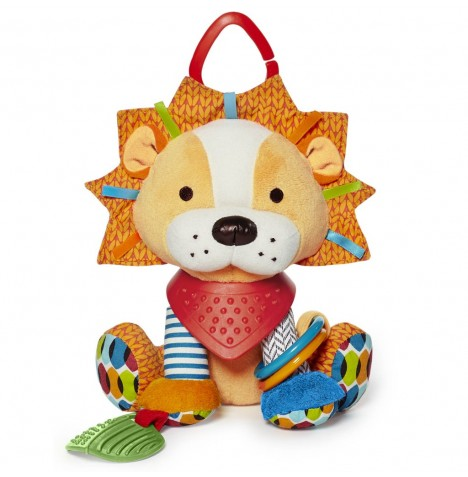 Skip Hop Bandana Buddies Activity Animal - Lion