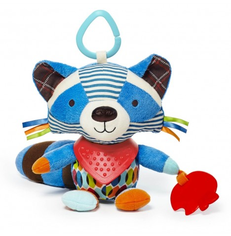 Skip Hop Bandana Buddies Activity Animal - Raccoon