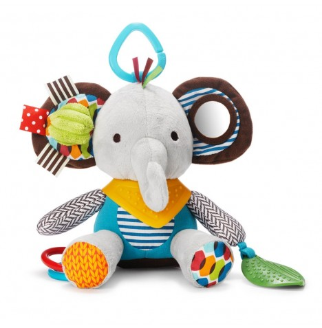 Skip Hop Bandana Buddies Activity Animal - Elephant