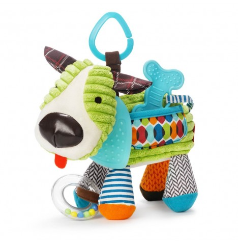 Skip Hop Bandana Buddies Activity Animal - Puppy