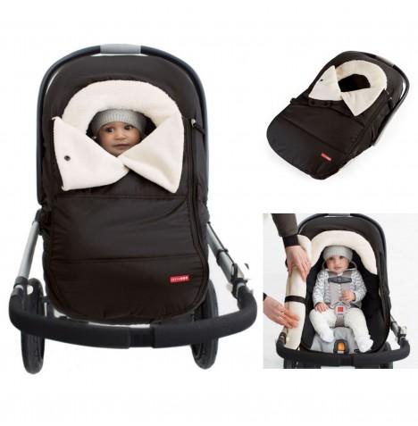 car seat footmuffs online4baby. Black Bedroom Furniture Sets. Home Design Ideas