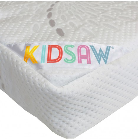 Kidsaw Natural Superior Bamboo Coir Junior / Cot Bed Safety Mattress 140 x 70cm