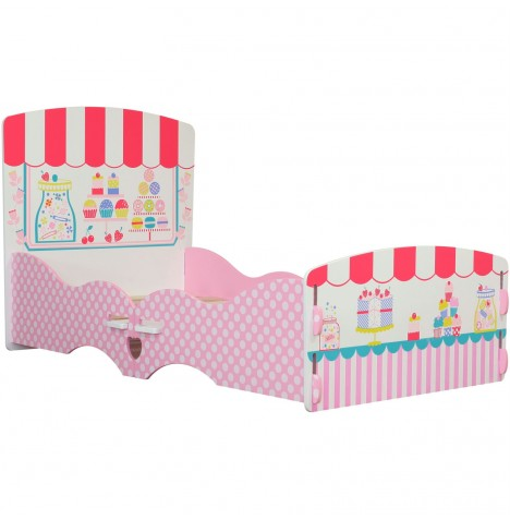 Kidsaw Junior / Toddler Bed - Patisserie