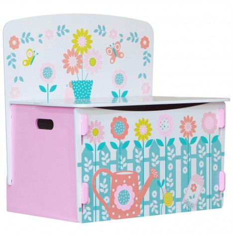 Kidsaw Playbox / Toybox - Country Cottage