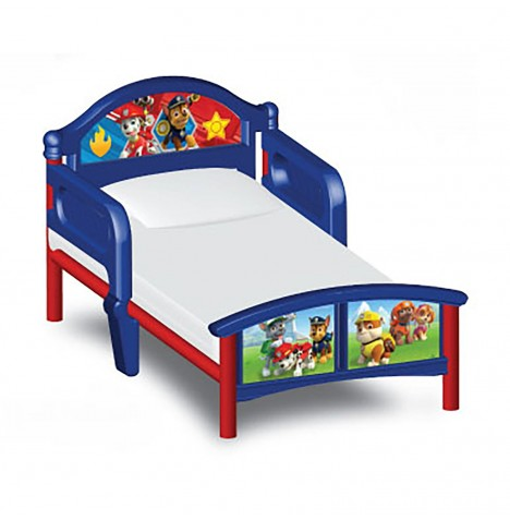 Delta Children Toddler Bed - Paw Patrol