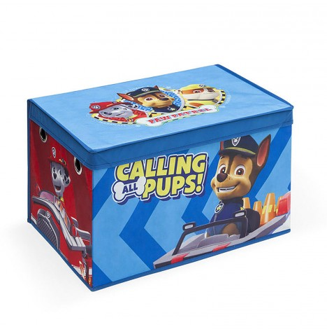 Delta Children Collapsible Fabric Toy Box - Paw Patrol