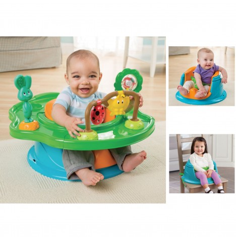 Summer Infant SuperSeat  - Forest Friends (Neutral)