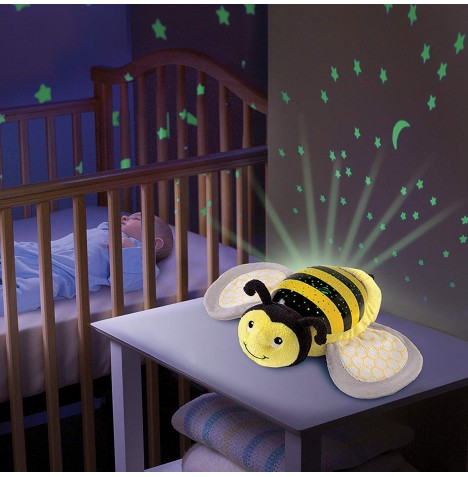 Summer Infant Slumber Buddies Nightlight Projector - Betty The Bee