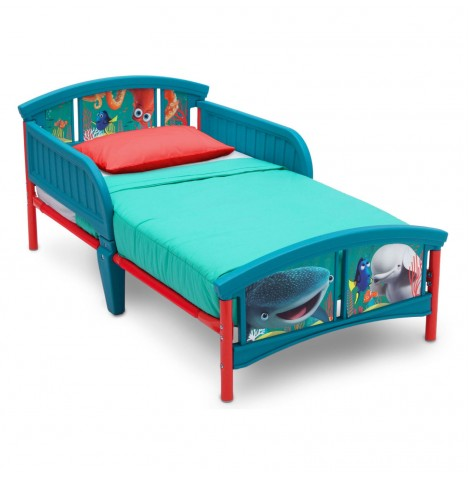 Delta Children Toddler Bed - Finding Dory