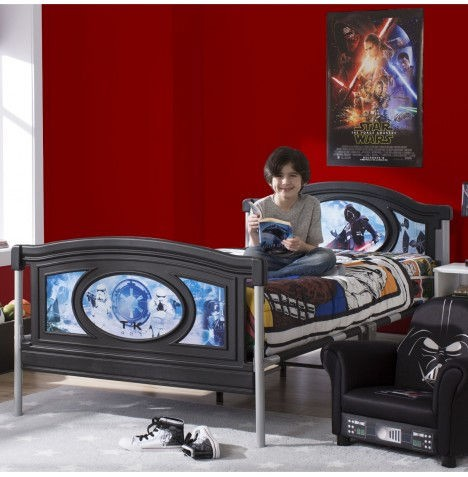 Delta Children Twin / Single Bed - Star Wars