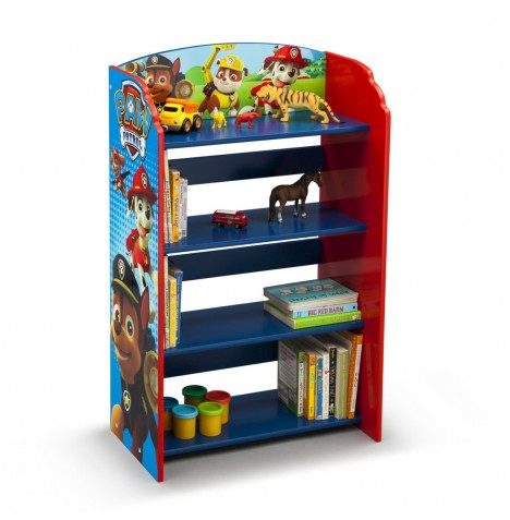 Delta Children Bookcase - Paw Patrol