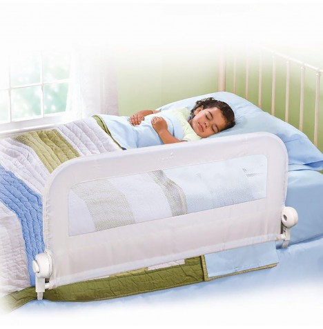 Summer Infant Grow With Me Single Bedrail - White
