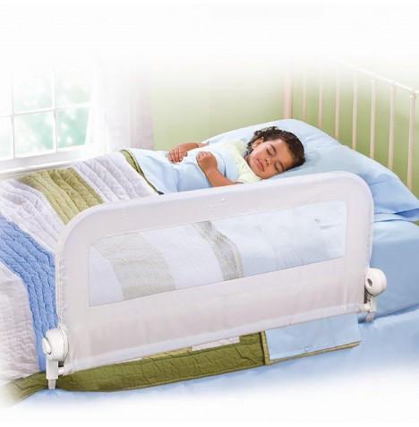 babydan sleep n safe bed guard instructions