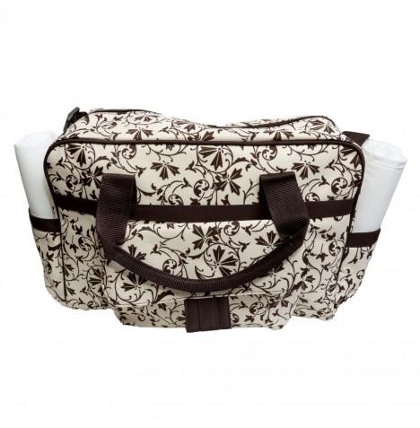 2652a3b407981 Summer Infant Izabel Tote Changing Bag - Cream
