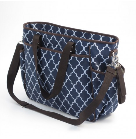 Summer Infant Changing Bag - Midnight Moroccan
