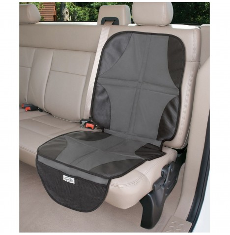 Summer Infant DuoMat Car Seat Upholstery Protector - Grey / Black