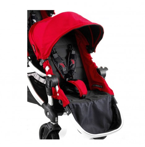 Baby Jogger City Select Seat Unit (New Logo) - Ruby Red