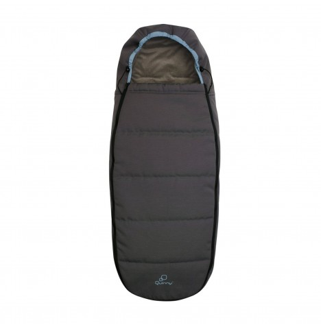Quinny Pushchair Footmuff / Sleeping Bag - Brown Boost