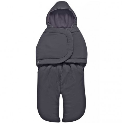 Maxi-Cosi General Pushchair / Stroller Footmuff (Split Leg) - Black