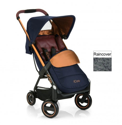 ICoo Acrobat Pushchair - Copper / Blue