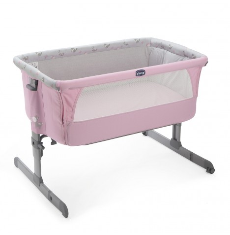 Chicco Limited Edition Next 2 Me Side Sleeping Crib - Princess