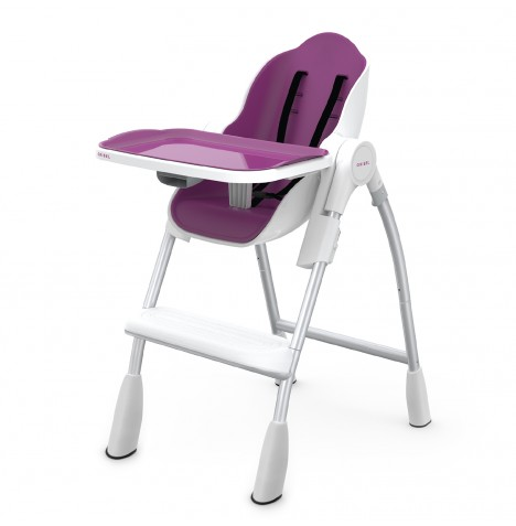 Oribel Cocoon Highchair - Plum