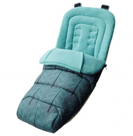 Cosatto Wow Pushchair Footmuff - Fjord