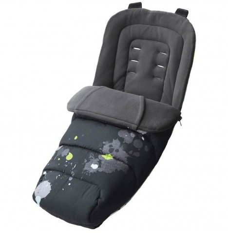 Cosatto Wow Pushchair Footmuff - Berlin