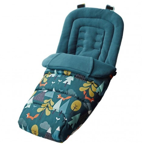 Cosatto Wow Pushchair Footmuff - Fox Tale
