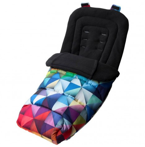 Cosatto Wow Pushchair Footmuff - Spectroluxe