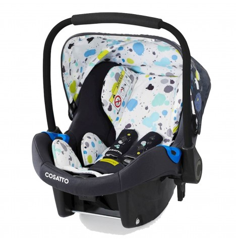 Cosatto Port Group 0+ Baby Car Seat - Berlin
