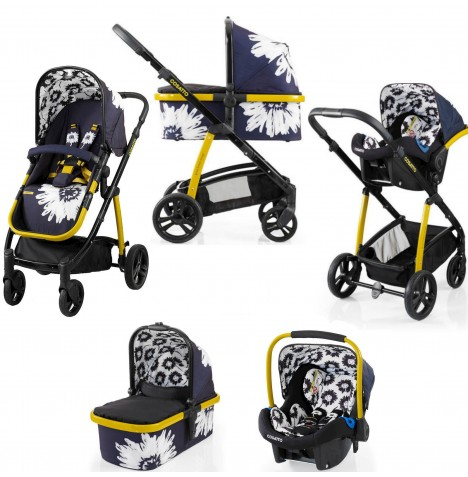 Cosatto Wow 3 in 1 Combi Travel System - Sunburst