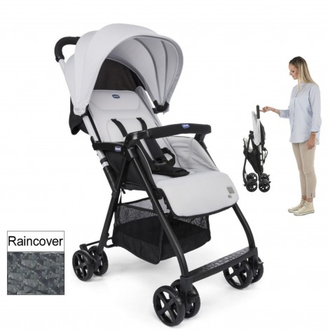 Chicco Ohlala Stroller - Silver