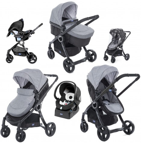 Chicco Urban Plus Travel System - Legend