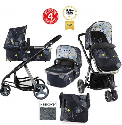 Cosatto Giggle 2 Combi 3 in 1 Pushchair - Berlin