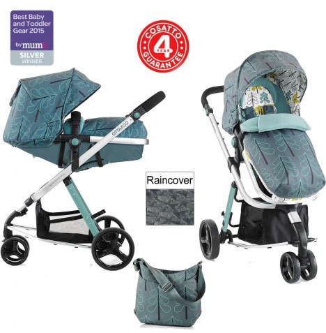 Cosatto Woop 2in1 Pram / Pushchair - Fjord